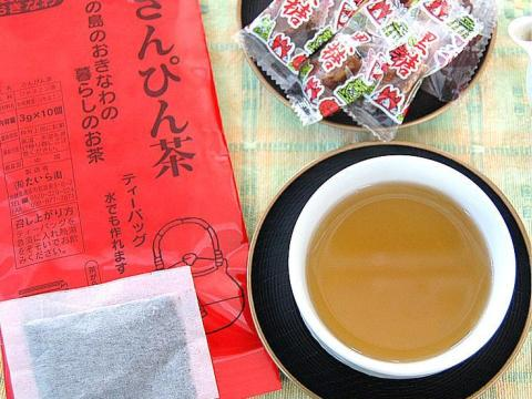 Sanpin cha (Jasmine Tea)