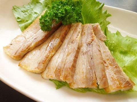 Suchika (salted pork)