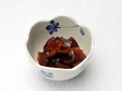 Papaiya zuke (marinated papaya)