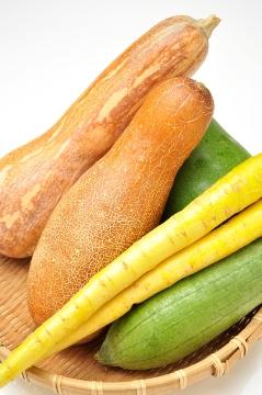 Shima yasai (island vegetable)