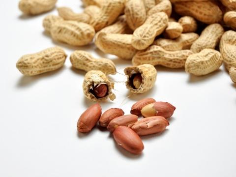 Jimami (peanut tofu)